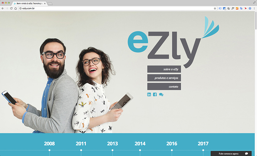Site Ezly Tech